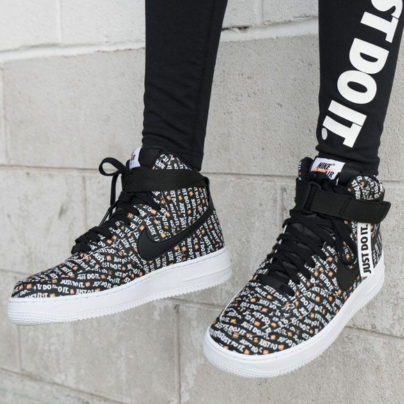 Nike Shoes Nwt Air Force 1 Hi Poshmark